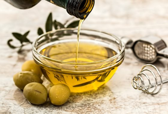 Olio: bellezza, salute e alimentazione