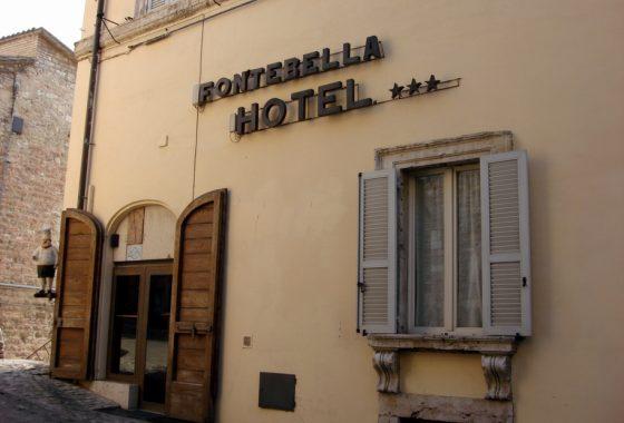 Fontebella Palazzo Ferri Benigni Scatena