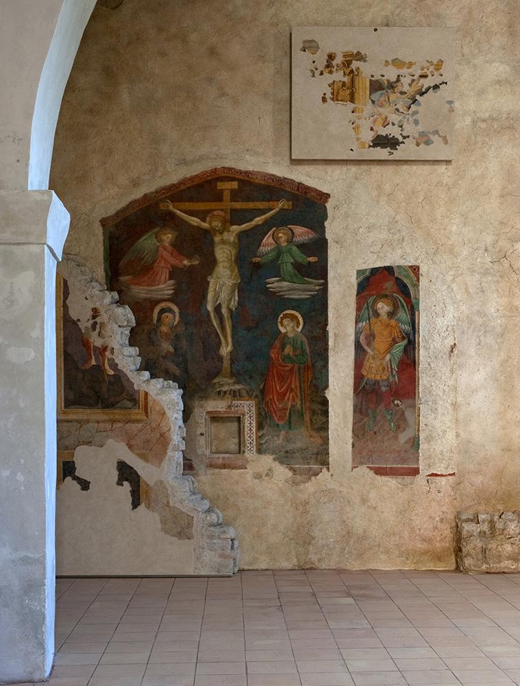 Postignano - Chiesa della SS Annunziata