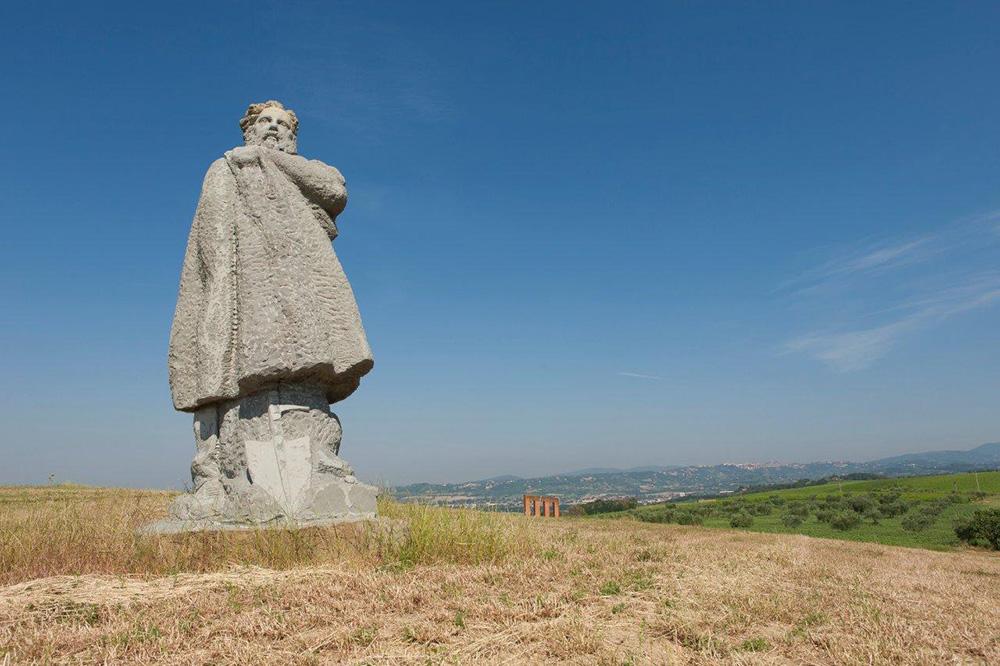 Parco delle sculture - Brufa