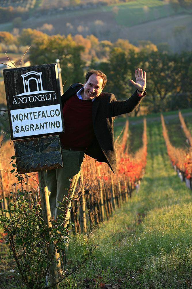 Montefalco - Cantina Antonelli