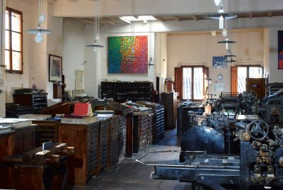 Museo della Tipografia Grifani-Donati