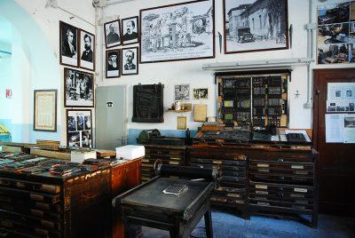 Museo dello Stabilimento tipografico Pliniana