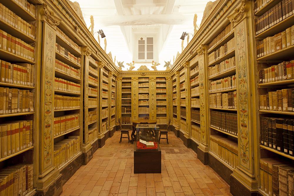 Biblioteca del Fondo Antico - Spello