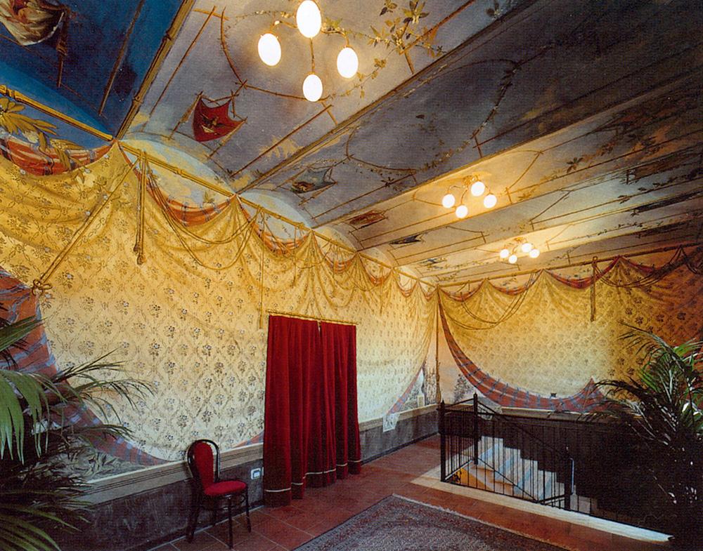 Teatro della Concordia - Foyeur