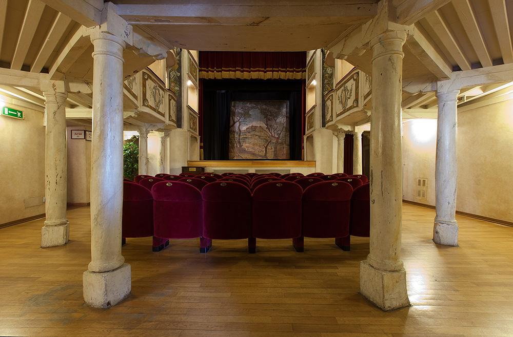 Teatro della Concordia - platea
