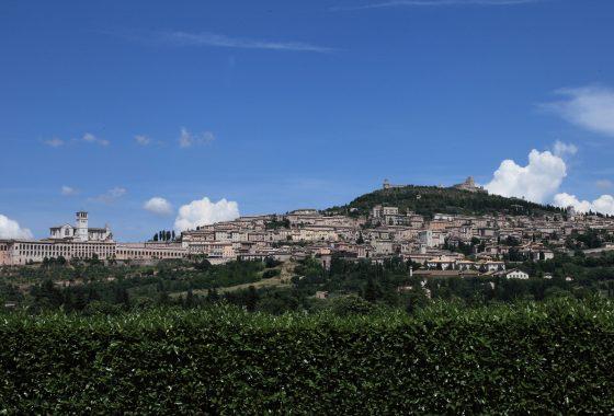 La città di Assisi