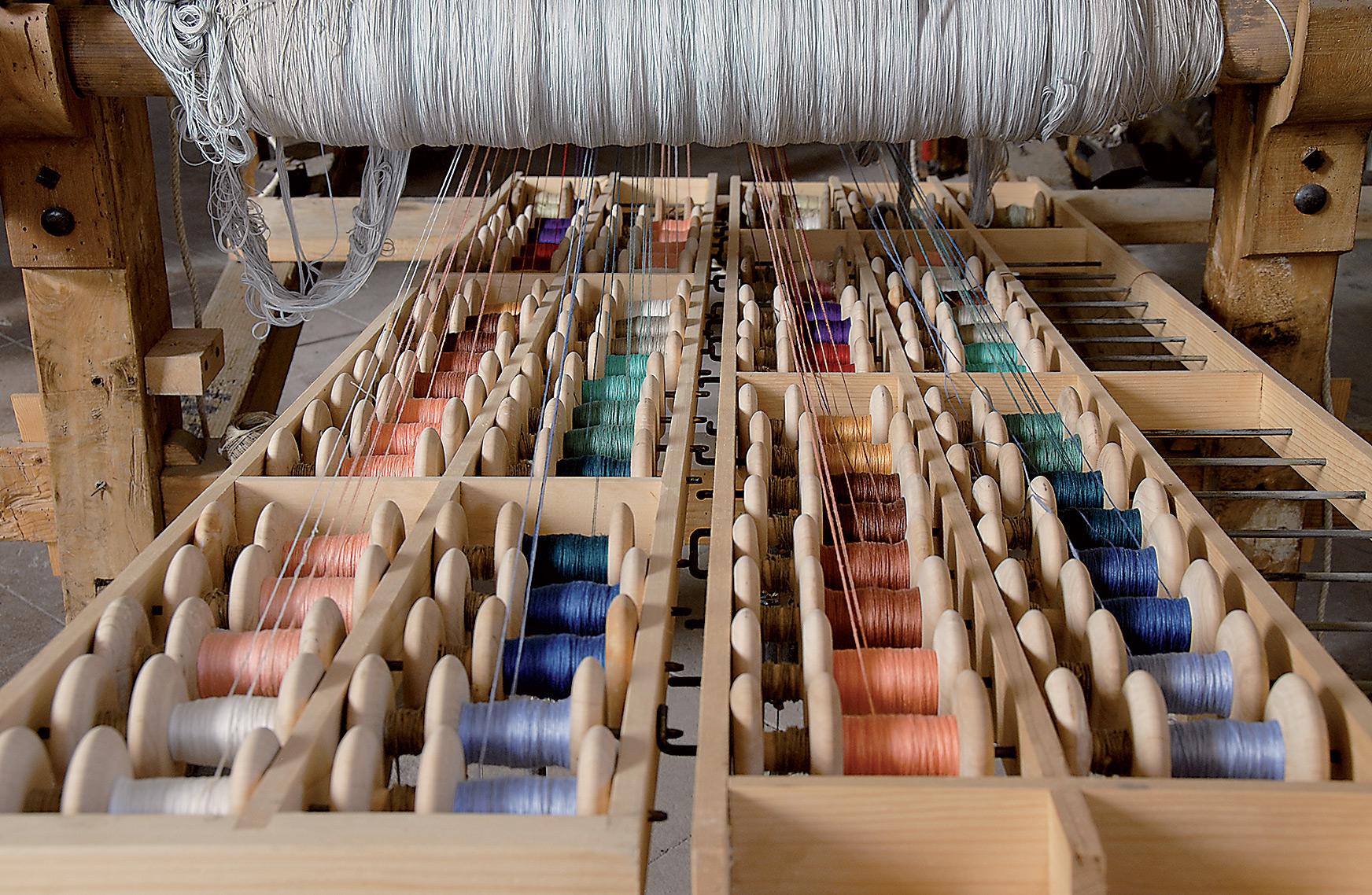 Museo - Laboratorio di Tessitura a mano Giuditta Brozzetti
