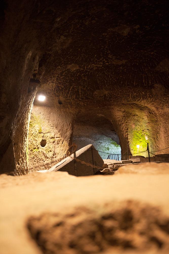 Orvieto sottoterra