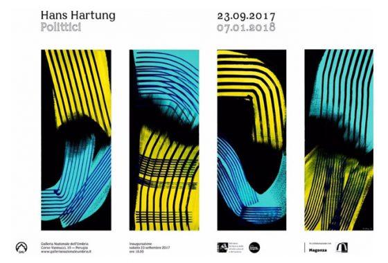 Hans Hartung - Polittici