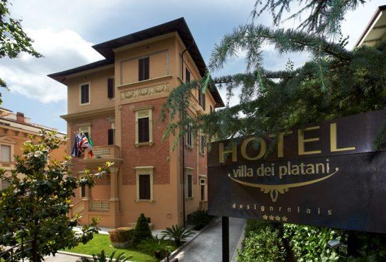 Villa dei Platani Design Hotel