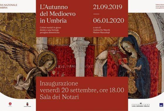 L'Autunno del Medioevo in Umbria