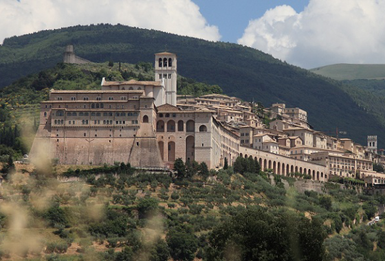 Ad Assisi, cercando Francesco