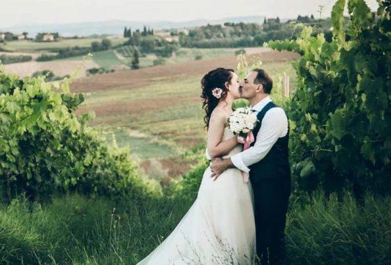 Sempre più stranieri scelgono l'Umbria per dirsi di sì