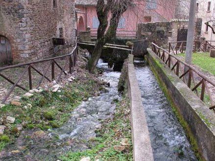 Rasiglia, il paese gioiello nato dall'acqua