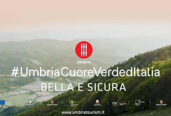 L'Umbria bella e sicura ti aspetta