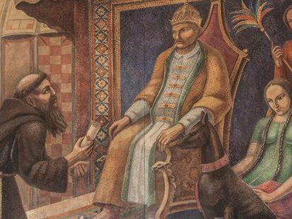 L'Umbria nella cultura russa del secolo d'argento