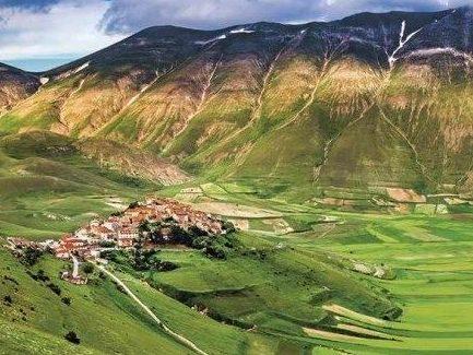 Umbria, viaggio nel cuore verde d'Italia