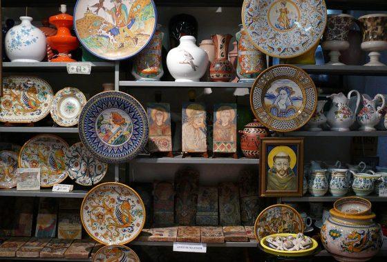 Capolavori sulla via della ceramica
