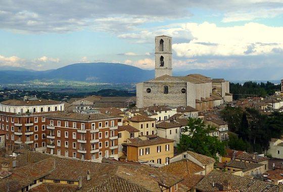 Viaggio nella Perugia di Sandro Penna
