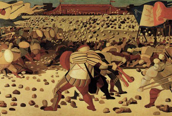 Gli antichi giochi di Perugia