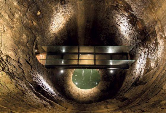 Pozzo Etrusco, la memoria dell'acqua