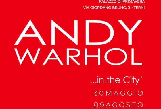 Andy Warhol …in the city
