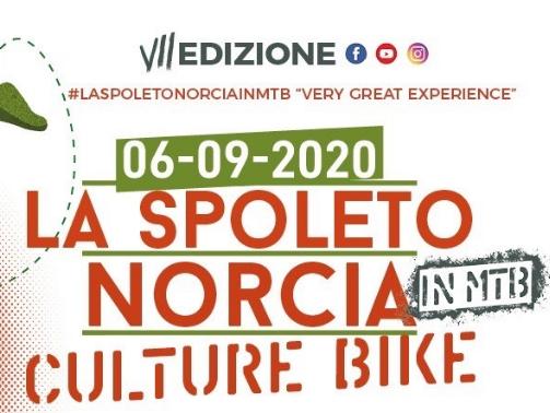 Spoleto Norcia in Mtb