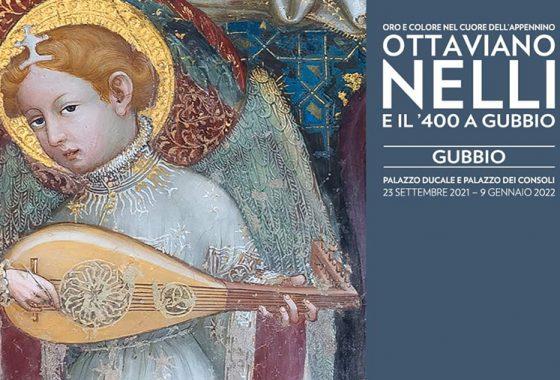 Ottaviano Nelli e il '400 a Gubbio. Oro e colore nel cuore dell'Appennino